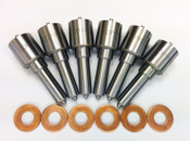 Dynomite Dodge 98.5-02 24v Injector Nozzle Set - 50HP