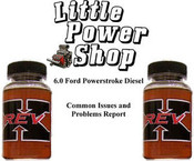Free Rev-X Starter Kit with purchase of 6.0 Powerstroke Problems Report