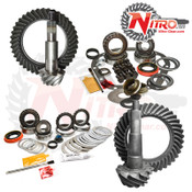 11+ Ford F250/350 4.56 Ratio Gear Package Kit Nitro Gear and Axle