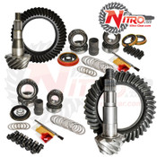 11-Newer Ford F-150 4.56 Ratio Gear Package Kit Nitro Gear and Axle