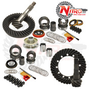 91-97 Toyota 80 Series W/O E-Locker 4.88 Ratio Gear Package Kit Nitro Gear and Axle