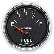 Autometer 2-1/16 In. Fuel Level, 240E 33 F, Sse, Gs
