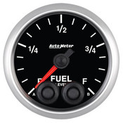 Autometer 2-1/16in Programmable Fuel Level, ELITE