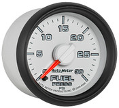 Autometer 2-1/16in Factory Match Fuel Pressure 0-30, FSE