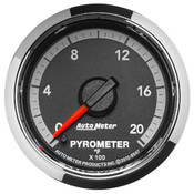 Autometer 2-1/16in Pyrometer 0-2000, FSE, Dodge 4th Gen
