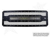 "Rigid Lights  Ford F-250/F-350 - 2011-2013 Grille Kit - 30"" E-Series"