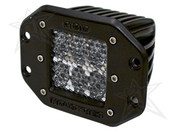 Rigid Lights  D2 - Flush Mount - 60 Deg. Lens - Single