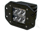 Rigid Lights  D2 - Flush Mount - Wide - Single