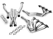 Borla 97-04 Corvette 5.7L-V8 Long Tube Headers