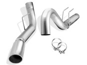Borla 08-09 Ford F250/F350/F450 6.4L Diesel AT/MT SS Catback Exhaust