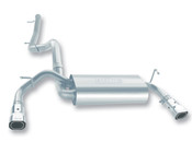 Borla 07-10 Jeep Wrangler 2 Door ONLY SS Catback Exhaust