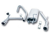 Borla 02-05 Jeep Liberty 3.7L AT 2wd/4wd SS Catback Exhaust