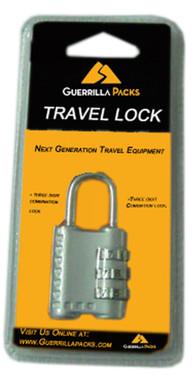 Backpack Lock