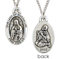 Our Lady of Guadaluope Medal