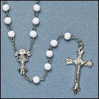 Rosary - White