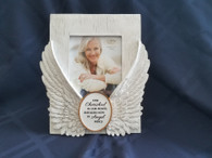 Memorial Photo Frame/Wings