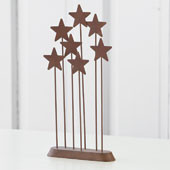 Metal Star Backdrop