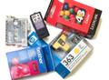 Inkjet Cartridges [Multi-Pack] - HP 60 - 5pcs Black (CC640WN) - 3pcs Tri-Color (CC643WN)