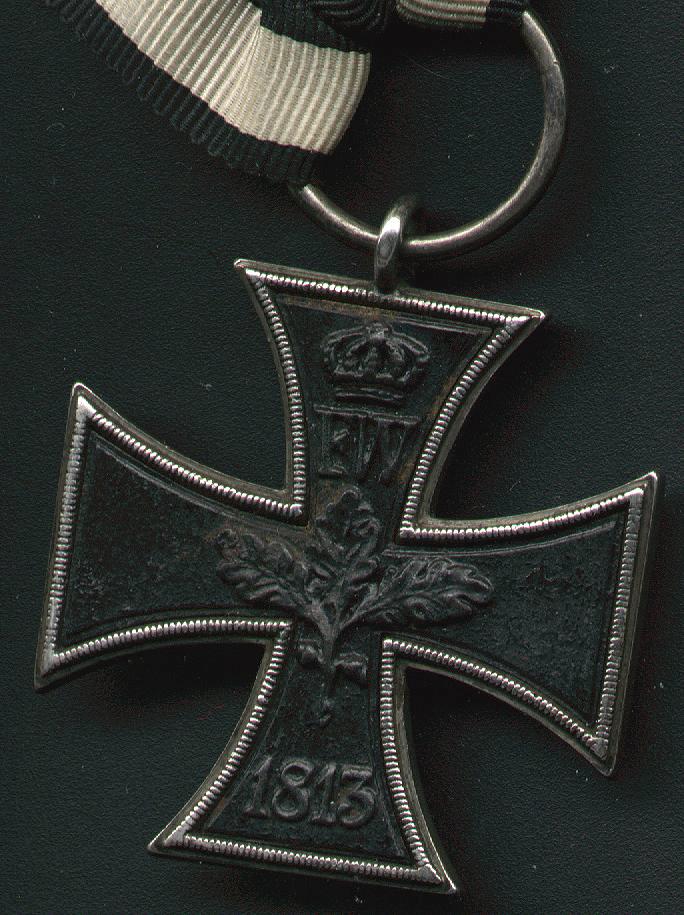 1813 Iron Cross 2nd Class