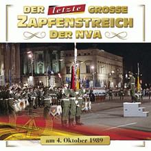 BT 2144-2 Der letzte Grosse Zapfenstreich der NVA am 4. Oktober 1989