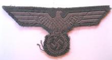 WW2 German Army BeVo Breast Eagle, 1940 (1)