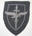 WW2 German Luftwaffe Flakhelferin Personnel Sleeve Patch