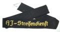 "The ""HJ - Streifendienst"" (Hitler Youth - Patrol-service) was established in March of 1934, primarily as a special unit to assist in policing rallies. Its members were distinguishable from the general HJ only by a cuff-title worn on the lower left sleeve of their uniforms. Functioning somewhat like an auxiliary police force. The HJ-Streifendienst members were to ensure that all HJ activities, approved functions and meetings were organized and ran according to stated Nationalist Socialist policies."