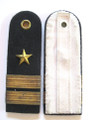 WW2 German Merchant Navy 3rd Officer's Shoulder Boards, Pair.