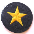 WW2 German Navy Boatswain Sleeve Patch