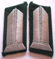 WW2 RAD Administration Officer Collar Tabs,  2nd Pattern, Pair.