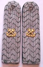 WW2 German Zollgrenzschutz - See Officers shoulder boards, Pair