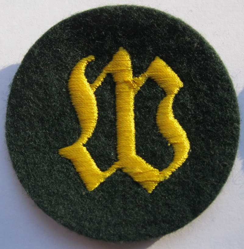 patch german army