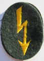 WW2 German Army Cavalry Radio Telephone Operator Sleeve Patch