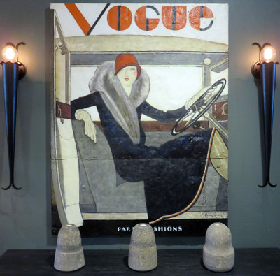 vogue wall painting