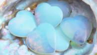 Opalite Heart