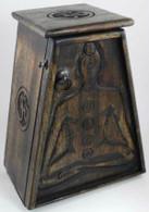 Seven Chakra Wooden Cupboard