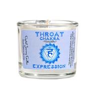 Throat Chakra  Vishuddha Soy Candle
