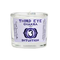 Third Eye Chakra  Ajna Soy Candle