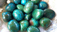 Chrysocolla from Peru
