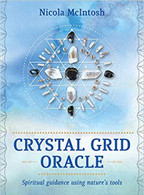 Crystal Grid Oracle Cards by Nicola McIntosh