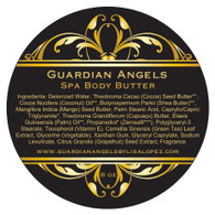 Guardian Angels Natural Spa Body Butter Cream 8 oz