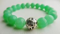 Green Aventurine Wrist Mala Bracelet