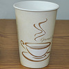 SQP Single Poly Paper 10 oz Hot Cups