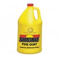 Simoniz Pine Quat Disinfectant Cleaner. 4 gallons/case