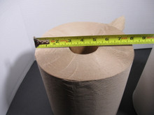 Somerset Natural Brown Industrial Roll Towel for 2 1/2 Inch Dispensers