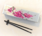Fair Trade Wooden Chopstick in Lacquer Box from Vietnam