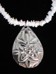Fair Trade Stainless Steel Necklace from Dominican Republic