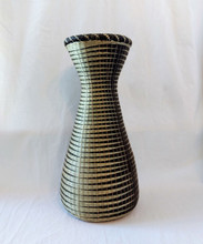 Fair Trade Sisal and Sweet Grass Basket from Rwanda
