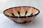 Fair Trade Sisal Basket from Rwanda