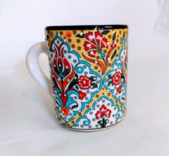 Fair Trade Ceramic Mug from Turkey